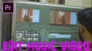 How To Edit Cover Song Video || Professional Bollywood Style || Tutorial