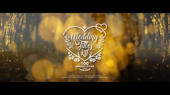 Wedding Title Templates for premiere pro CC free Download – GRY