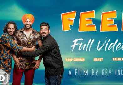 FEEL (Official Video) Mandy | Rajan | Roop | Latest Punjabi Songs | Gry India