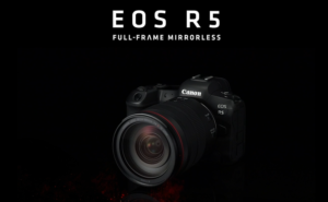Professional Mirrorless Redefined Canon EOS R5