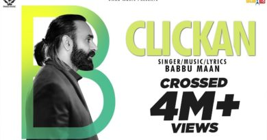 BABBU MAAN CLICKAN LYRICS – Latest Punjabi Song 2020